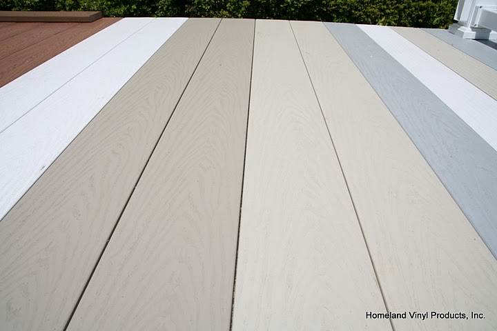 Decking Materials Water Tight Decking Material